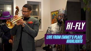 Emmet Cohen Trio feat. Bruce Harris & Godwin Louis | Hi-Fly