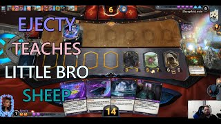 Mythgard | Ejecty Teaches Little Bro Sheep