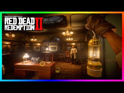 Discovering A SECRET Bank In Red Dead Redemption 2 & Uncovering The Hidden Mysteries Inside! (RDR2) thumbnail