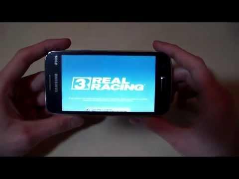 Как идут игры на Samsung Galaxy Star Advance (RealRacing 3, DeadTrigger 2, ClashOfClans)