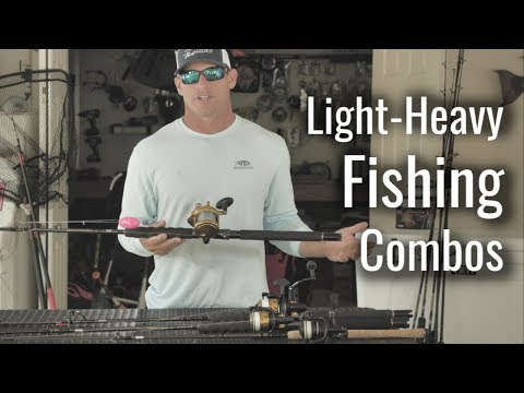 Rod & Reel Combos - Light To Heavy Setups [PENN]