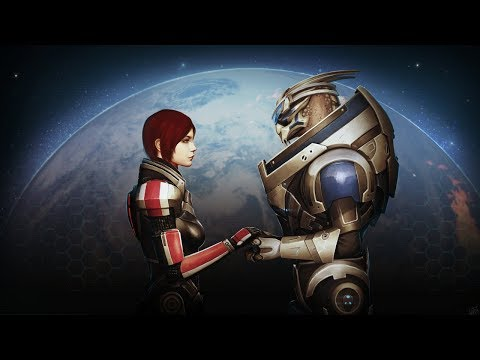 Turians and Humans - Mass Effect Secrets!