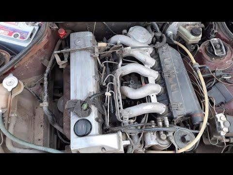 Замена радиатора MERCEDES W201 W124 W202 om601 на ваз