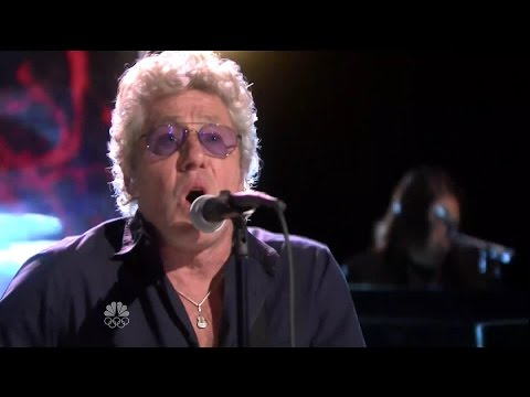 The Who on The Tonight Show Starring Jimmy Fallon - Who Are You