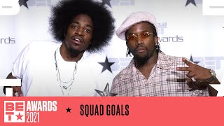 Download OutKast, Migos, and Young Money Are The Ultimate Hip Hop Squad Goals   BET Awards 2021