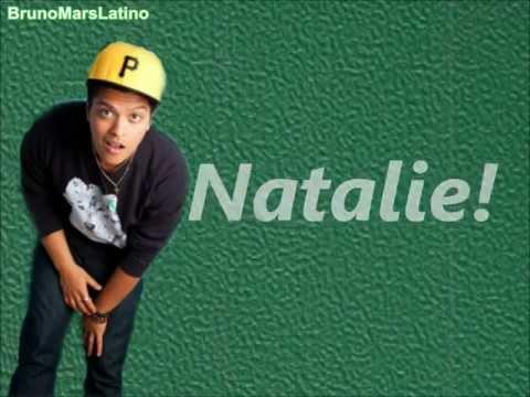 Natalie - Bruno Mars (Traducida al Español).