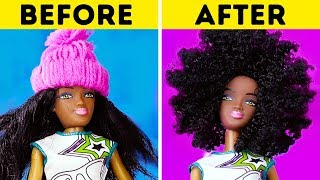 COOL BARBIE TRANSFORMATIONS