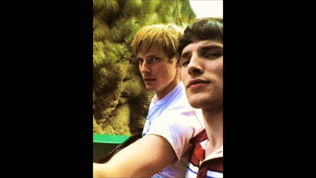 Colin Morgan And Bradley James Best Friends Youtube