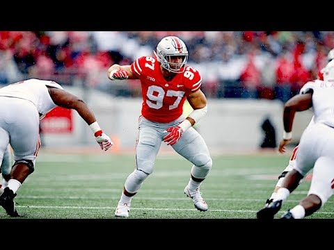 Buckeye Bombshell: Dan Patrick Reacts to Nick Bosa Leaving Ohio State | 10/16/18