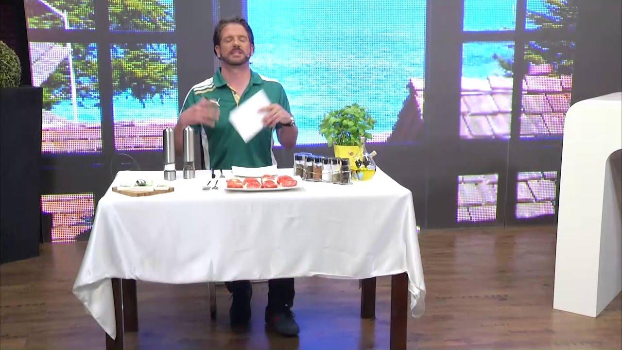 Rosenstein & Söhne Silikon Küchenhelfer 5-teilig - YouTube