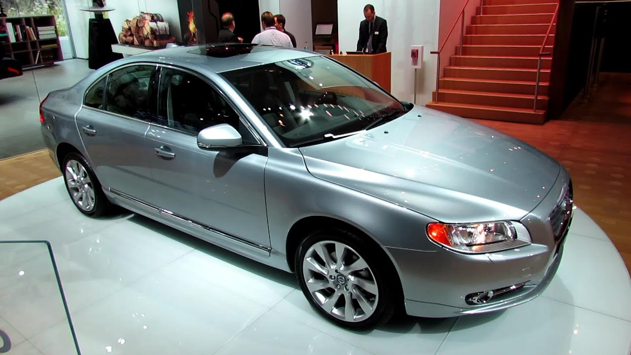 2013 volvo s80 t6 awd exterior and interior walkaround 2013 detroit auto show youtube