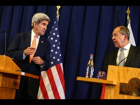 Press Conference by Sergey Lavrov & John Kerry | Пресс-конференция С.Лаврова и Дж.Керри