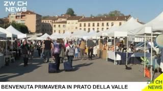 Benvenuta primavera in Prato della Valle