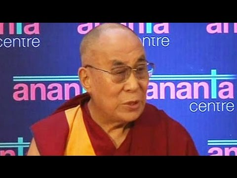 """We need """"one-ness of 7 billion people"""": Dalai Lama"""