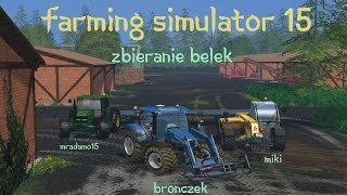 let s play farming simulator 15 11 nigdy więcej zbierania z tymi lujami xd