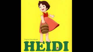 Heidi, Girl of the Alps (1974) OST 01 Oshiete (おしえて) Intro OP