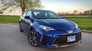 2018 Toyota Corolla: cвидание вслепую