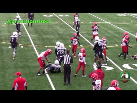 (3) Beacon Hill Cowboys vs. (2) Puget Sound Lancers Srs. 201