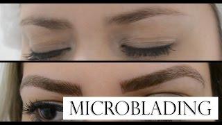 Micropigmentação de Sobrancelhas em Loiras | Microblading Hiper Realista