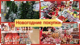 ВЛОГ НОВОГОДНИЙ ШОППИНГ АШАН VLOG NEW YEAR S SHOPPING ASHAN