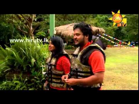 25th January 2015 - Hiru TV A Team B Team