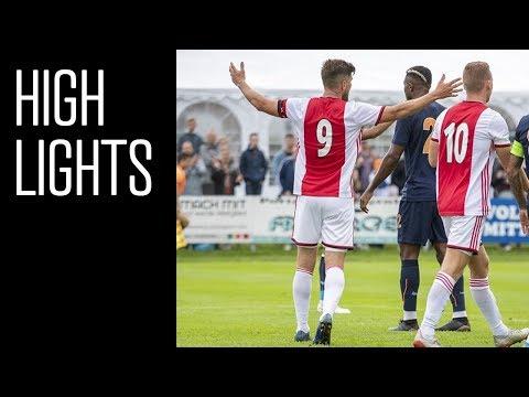 Highlights Ajax - Basaksehir
