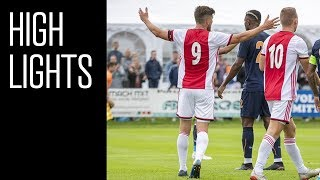 Highlights Ajax - Basaksehir