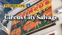 BEST antique shopping at Circus City Architectural Salvage in Sarasota | ChadGallivanter