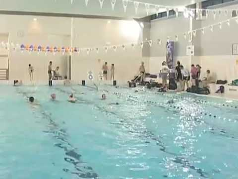 nouvelle piscine la chapelle saint luc youtube