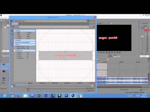how to download text into sony vegas pro