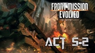 Front Mission Evolved: Act 5, Scene 2 (Tower of Babel)