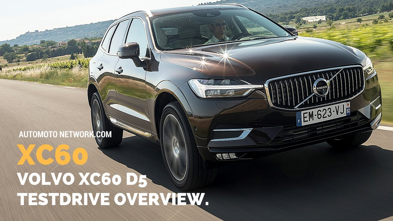 2018 Volvo XC60 D4 - Brown Maple Metallic | Driving ...