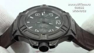 Обзор. Мужские наручные часы Guess W0040G2(, 2014-05-06T15:03:28.000Z)