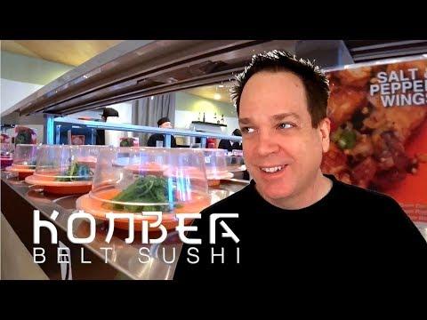 All You Can Eat Sushi Las Vegas - Rotating Sushi Bar!