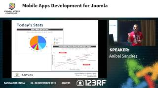 JWC15 - Mobile apps development for Joomla