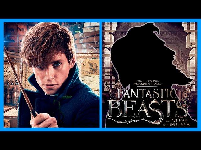 CONEXIÓN THESEUS SCAMANDER y GRINDELWALD en ANIMALES FANTASTICOS Y DONDE ENCONTRARLOS - Harry Potter