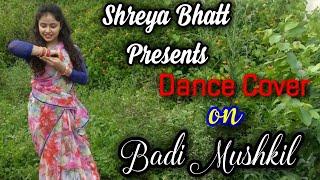 Badi Mushkil   Madhuri Dixit   Wedding Choreography   Bollywood Dance Cover    By Shreya Bhatt