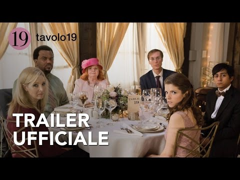 Tavolo n° 19 | Trailer Ufficiale HD | Fox Searchlight 2017