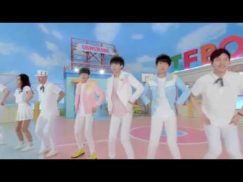 20150723 TFBOYS《寵愛Adore》 舞蹈版Official Dacing MV