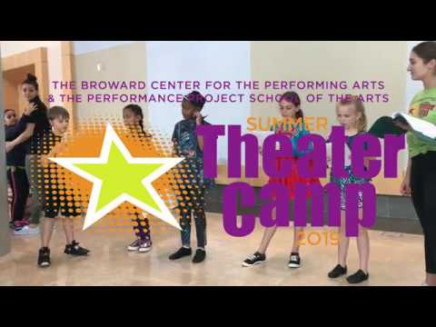 Summer Theatre Camp 2019: NSU - Session 2 Week 1