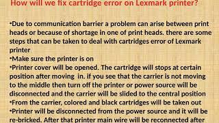 Lexmark Error Wiki - Woxy