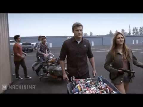 (2013) Sharknado - Trailer Oficial HD