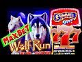 MAX BET WINS!!★PINBALL SLOT! ★LORD, LENGEND AND WOLF $$$★5 SLOTS★CASINO GAMBLING!