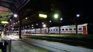 Gambar cover Suara Indah Pengumuman Sambutan Kedatangan Kereta Api di Stasiun Semarang Tawang, Purwokerto, Gambir