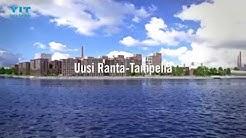 YIT Koti I Tampereen Ranta-Tampellan uudet asunnot
