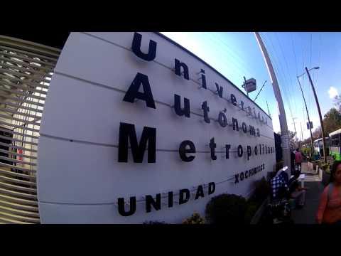 Universidad Autónoma Metropolitana - Xochimilco 2017 ll UAM XOCHIMILCO
