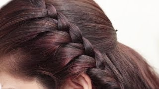 AWESOME French Braided Hairstyle for Girls Tutorials || New Hairstyles for Wedding #Hairstyles2018