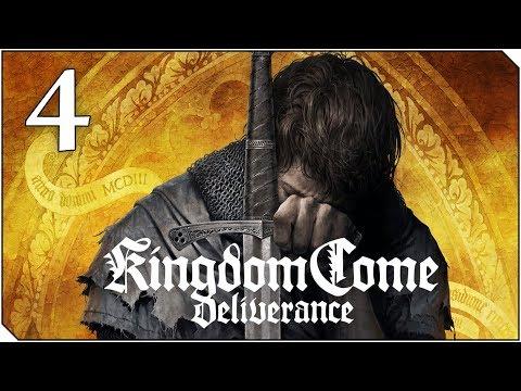 KINGDOM COME DELIVERANCE   Capítulo 4   A Enrique no le engaña NADIE!! SOY RICO?