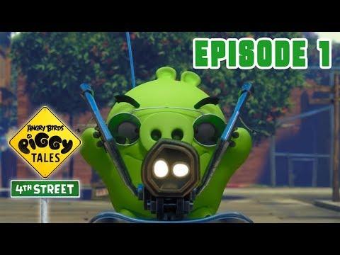 Piggy Tales - 4th Street | Road Hog - S4 Ep1