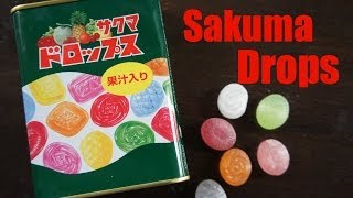Sakuma Drops | Whatcha Eating? #133